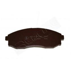 27HY050-Pločice kočione prednje HyundaI H1-H100-zamenski rezervni deo