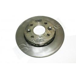 26KI053-Disk kočioni prednji Kia Sephia 1.6 8V-Kia Shuma 1.5 16 V-zamenski rezervni deo