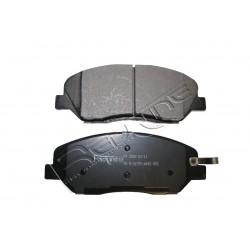 Pločice kočione prednje Hyundai Santa Fe-Kia Sorento-SsangYong Korando-27HY057-35504