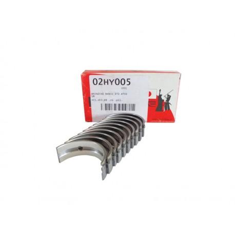 Ležajevi radilice ležeći Hyundai Atos 1.0-1.1-Getz 1.1-Kia Picanto 1.0-1.1- 02HY005-35628 STD
