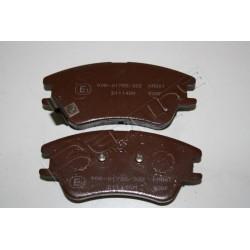 27HY054-Pločice kočione prednje Hyundai Atos -36387