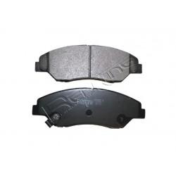 27KI031-Pločice kočione prednje Kia Retona 2.0 16V-2.0 TD-Kia Sportage 2.0-2.0 i-2.0 i 16V-2.0 TD-2.2 D-zamenski rezervni deo